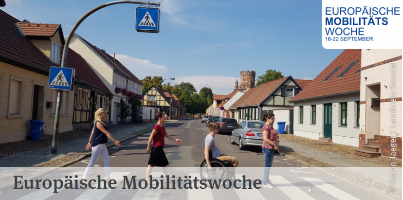 Europäische Mobilitätswoche Steinbergkirche